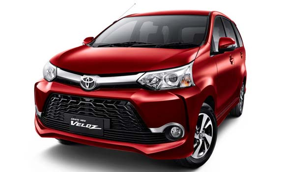 Car Rental Bali Avanza new