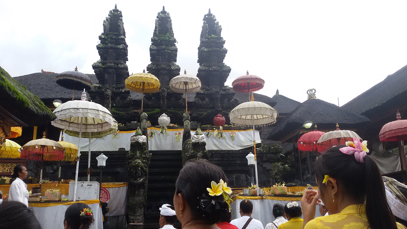 BALI TOURISM DIRECTORY Besakih Temple THE MAIN SHRINES at Most Sacred Courtyard by I Nengah Subadra 2016