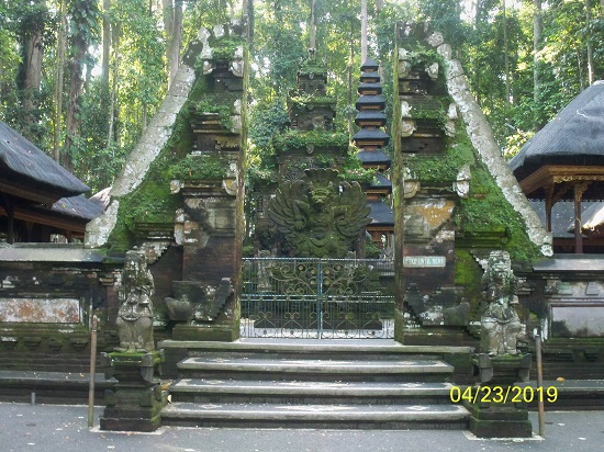 SANGEH TEMPLE BALI TOURISM DIRECTORY